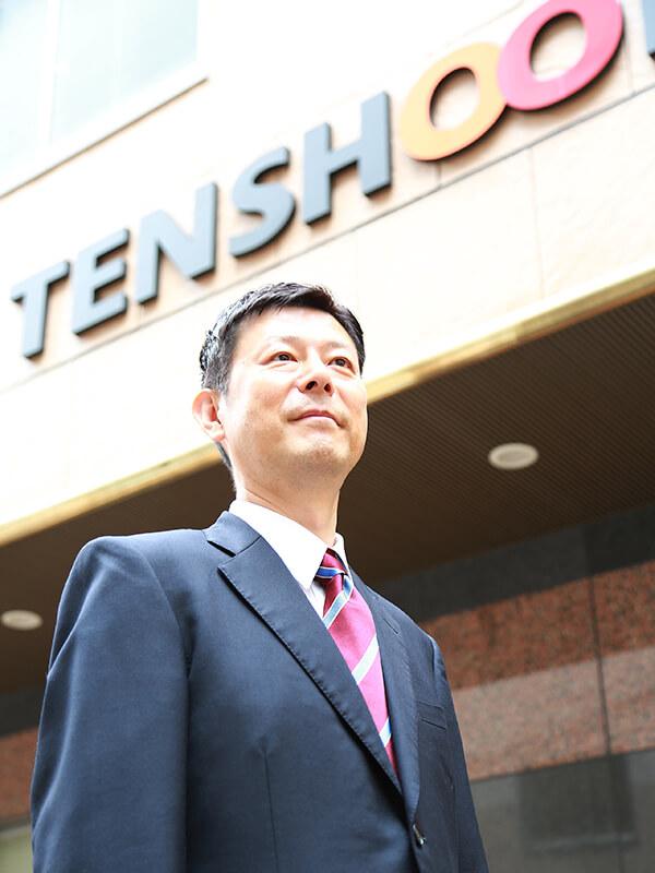 BIG TREE株式会社代表取締役社長 成田 周平